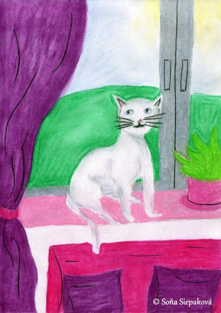 Song Grateful To Cats from Positive Songbook